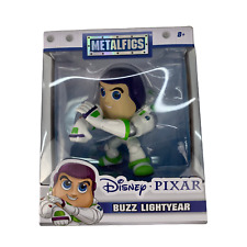 Buzz Lightyear Figure D8 Jada Metalfigs Disney Pixar Toy Story Collectible