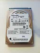 """Apple Toshiba 2.5"""" SATA HDD 320GB Model: MK3255GSXF PCB G002439-0A"""