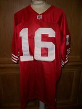 NEW JOE MONTANA #16 San Francisco 49ers 1989 Nostalgia Mitchell & Ness Jersey