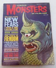 Famous Monsters of Filmland  #27 (1964) F/VF Cyclops Bela Legosi King Kong !