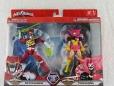 Power Rangers Dino Charge Red Ranger Poisandra Good vs Evil 5-inch Bandai