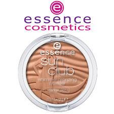 Essence Shimmering Bronzing Powder 20 Suntanned for Darker Skin 9g NEW