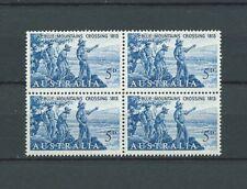 AUSTRALIE - 1963 YT 288 bloc de 4 - TIMBRES NEUFS** MNH LUXE