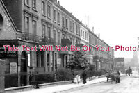 LO 3062 - St Johns Church, Gunter Grove, Chelsea, London c1907