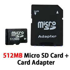 NEW 512MB MicroSD SDHC Memory Card For Verizon LG VX8600 Flip Cell Phone