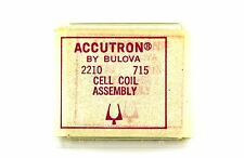 NEW OLD STOCK BULOVA ACCUTRON 2210 CELL COIL ASSEMBLY WATCH PART #715