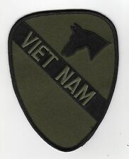Ist Cavalry Vietnam sub'd BC Patch Cat No M0704