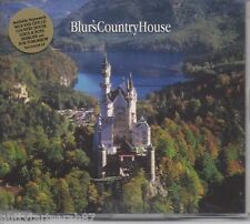 BLUR - COUNTRY HOUSE No1 3 TRACK CDFOOD 63 CD 1995