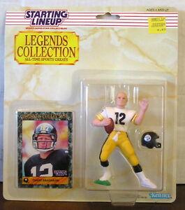 1989 Legends Terry Bradshaw Steelers SLU mint on card