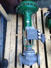 FISHER NEW TYPE EZ 3 INCH 667 ACTUATED VALVE