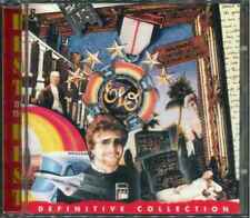 "●●● ELO ELECTRIC LIGHT ORCHESTRA ""The Definitive Collection"" Best Of CD"
