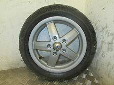 PIAGGIO VESPA LX 125 2005  MOPED SCOOTER FRONT WHEEL RIM WITH TYRE (46A)