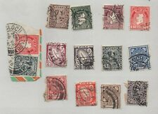TIMBRE EIRE 1922_24  Y&T N° 41A 50 108_109