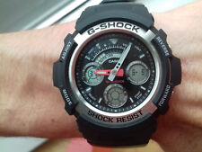 Casio VINTAGE COLLECTION G SHOCK AW-590-1AER watch NOS watch rare MONTRE UHR