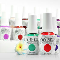 Harmony Gelish UV Soak Off Gel 0.5oz *Choose any one*