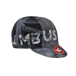 NEW Columbus Scratch Cotton Cycling Cap 0 Road Urban Fixie Grey Red Dove Cinelli