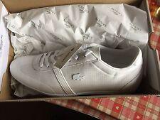 Lacoste Mokara Men's Luxury Casual Shoes Size UK 10 EUR 44.5