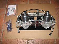 """New SU 1 3/4"""" Carb Carburetor Conversion with Intake Manifold for MGA MGB"""