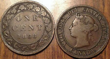 1888 CANADA LARGE 1 CENT COIN PENNY G+ BUY 1 OR MORE ITS FREE SHIPPING!