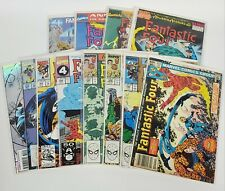 Fantastic Four Lot of 12 Marvel Comic