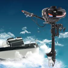 3.5CV 2Tempi Motore Fuoribordo Per Barche A Motore Albero Raffreddato Ad Acqu DE