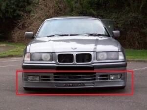 BMW 3 SERIES E36 ALPINA STILE SPOILER / DIFFUSORE PARAURTI IN AVANTI