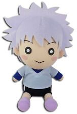 Hunter X Hunter 7'' Killua Sitting Plush Doll Anime Licensed NEW