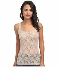 Hanky Panky Womens Signature Lace Unlined Camisole Chai Size XL