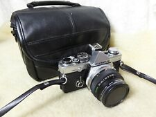 Olympus OM-2N Film Camera &  OM Zuiko  50mm f1.8 Lens  Working Perfectly shoe. 4
