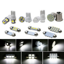 14X LED Interior Package Kit For T10 36mm Map Dome License Plate Fog Lights Bulb