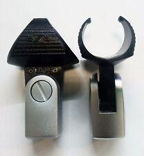 Sennheiser  porta microfono microphone holder clamp x sennheiser 835 935 945