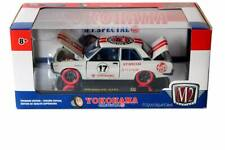 M2 Machines YOKOHAMA G.T. Special 1970 Datsun 510 R.S31 19-20 Chase/Red Wheels