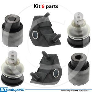 Peugeot 106 kit réparation bras avant avec 4 silent bloc 2 rotule 1614439280