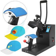 Hat Cap Heat Press Machine Submilation Digital Transfer Clamshell Printer