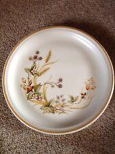 Harvest Tea Plate