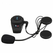 Motorbike Intercom Motorcycle Helmet Bluetooth Bike Interphone Headset 500M DSP