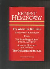 Ernest Hemingway Complete & Unabridged (in english)