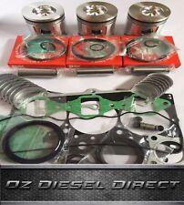 3TNE82 3TNE82A 3TN82 3D82 3TNV82 Yanmar Overhaul Rebuild kit set