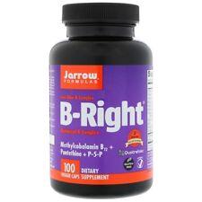 Jarrow Formulas, B-Right, 100 Veggie Kapseln