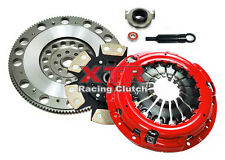 XTR STAGE 3 CLUTCH KIT+CHROMOLY FLYWHEEL for SUBARU IMPREZA WRX EJ255 5-SPEED