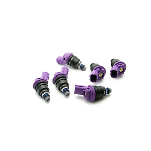 DeatschWerks 550cc Side Feed Injectors 01J-00-0550-6