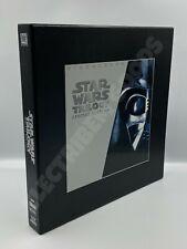 WIDESCREEN THX STAR WARS TRILOGY SPECIAL EDITION LASERDISC BOX SET 1997 NTSC