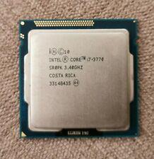 Intel Core i7-3770 3.40 GHz SR0PK CPU