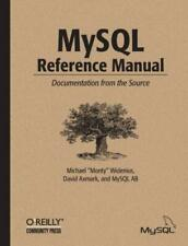 MySql Reference Manual: Documentation from the Source