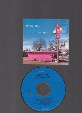 Rocks on the Road [Single] Jethro Tull CD Chrysalis Records Ian Anderson