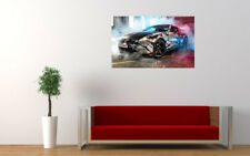 """NISSAN 370Z NISMO FRONT PRINT WALL POSTER PICTURE 33.1""""x20.7"""""""