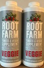 2 Quarts Root Farm Tomato & Veggie Supplement - Part 2 - Boosts Production
