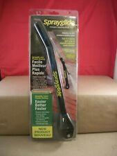 Sprayglide Pressure Washer Roller Adjustable Attachment Spray Wand Gun Nozzle