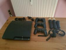 ?  Sony Playstation 3 Slim mit Kamera und diversen Controllern ?
