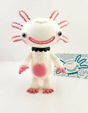 Gary Ham - WOOPER LOOPER - SDCC '12 pink white axolotl